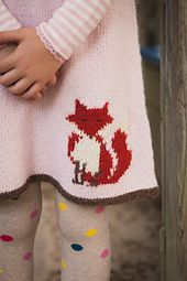 Ravelry: Sleepy Fox Jumper pattern by Meg Roke