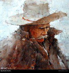 Andre Kohn   Hand-picked fine art by WOoArts®