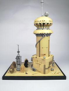 Star Wars Boba Fett, Star Wars Clone Wars, Star Wars Art, Lego Star Wars, Star Trek, Starwars, Lego Tree, Lego War, Lego Lego