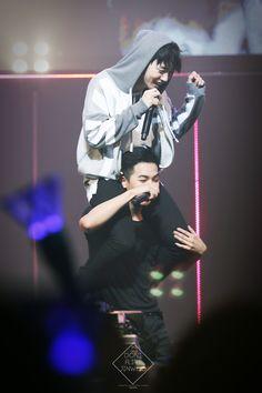 Jinwoo & Mino