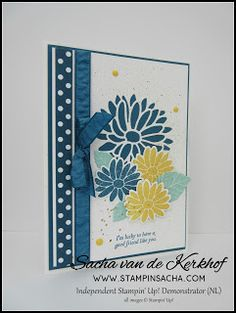 Stampin 'Up! Special Reason Colour Challenge