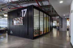 Grupo CP Space Office Design