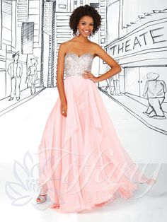 c0bd509fd5a5 Style 16021 > Homecoming Dresses - Prom Dress Style #TiffanyDesigns  #houseofwu #prom2014