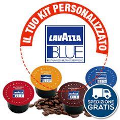 300 CAPSULE CAFFÈ LAVAZZA BLUE A SCELTA