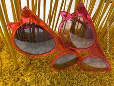 "Wunderschön: Anderne Sonnenbrille,Model ""I had to be you"" bei der Augenweide Optik Cat Eye Sunglasses, Eyeglasses, Nice Asses"
