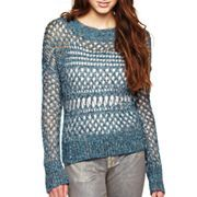 $14 Decree® Cable Pullover Sweater