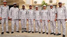 NIGERIAN TOP SECRET: FG bans paramilitary agencies from use of camoufla...