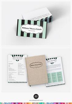 Ahdesign Studio, Identidade Visual para Juliana Moura Guinle #design, #graphicdesign, #papelaria, #idvisual, #menudesign, #cardapio, #branding, #businesscard, #ahdesignstudio