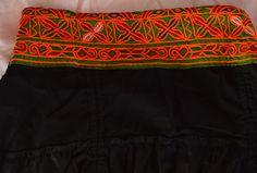 Falda Free Love Ibiza Indian en negro – Ibiza Trendy   Tienda online   Online store