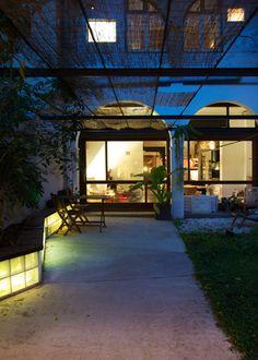 Patio-House in Gracia | Carles Enrich