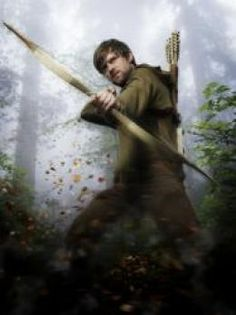 Jonas Armstrong as Robin Hood- BBC