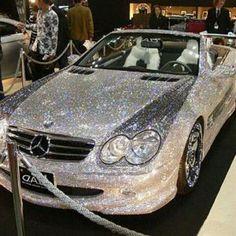 Sparkley Mercedes :) im drooling