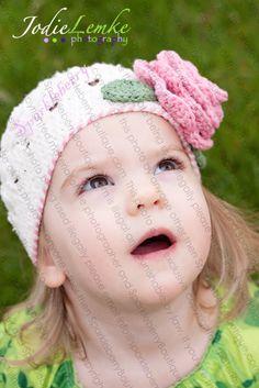 Beanie Hat Crocheted The Cali