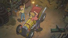 Games Movies Music Anime: Ni No Kuni PS3 - New Screenshots  (Ncloud, 2013)