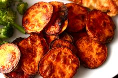 bbq sweet potatoes