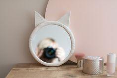 DIY customiser son miroir en chat I Sp4nkblog-14