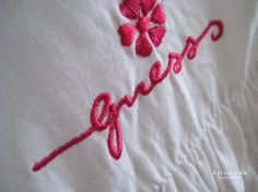 Guess USA 10-12 yrs old girlie smart shirt.