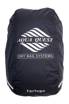 Aqua Quest 'Tortuga' 100% Waterproof Durable Backpack Cover * Continue to the product at the image link.