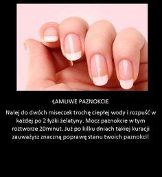 Super trik na łamliwe paznokcie!