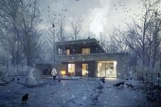 CGarchitect - Professional 3D Architectural Visualization User Community | Making of The Unbuilt House