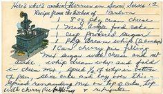 Cherries in Snow - Aunt Pauline Wingfield