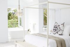 Some of our favourites from Bonnie's Dream Home. Featuring Dulux White on White™.
