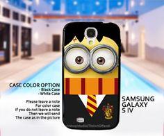 DEspicable Harry Potter - For Samsung S4 Black Case Cover | TheArtOffandi - Accessories on ArtFire