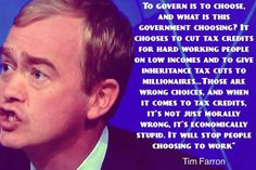 Tim Farron whats wrong with the government