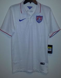 Nike-USA-National-Team-World-Cup-Stadium-Soccer-Jersey-Mens -Small-S-NWT-578024 6a6cc1618