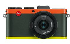 Leica X2 Edition Paul Smith :: camera