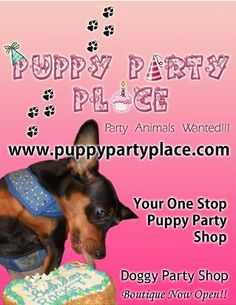 This is a cute web page for your animal that wants a birthday party!!!