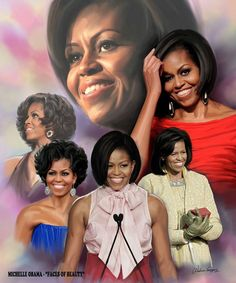 The many looks of Michelle Obama