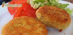 Burger di ceci e zucchine al curry