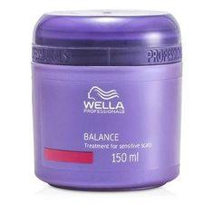 Wella 13796400644 Balance Treatment For Sensitive Scalp - 150ml-5oz >>> Visit the image link more details.