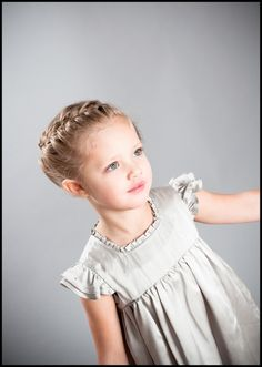Leopold & Livia Stand number E22 – New Swedish brand presents gorgeous dresses and coats for girls