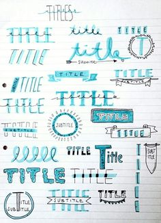 Imagem de creative, font, and ideas