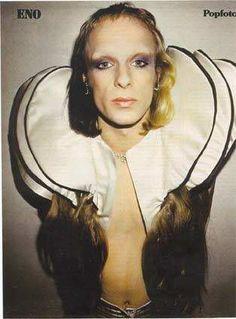Brian Eno Roxy Music, Eyes Game, 70s Music, British Rock, Photo Pin, Sound & Vision, Post Punk, Glam Rock, Music Bands