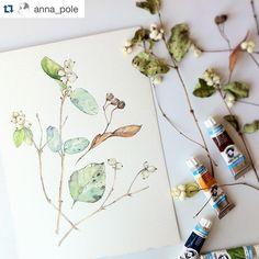 """""""#передвижник_цдм @anna_pole with @repostapp. ・・・ Один из тех понедельников когда я ни хочу  ничего делать.. ВООБЩЕ! #watercolor #drawing…"""""""