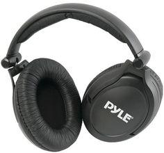 Pyle - Hi-Fi Noise-Canceling Headphones