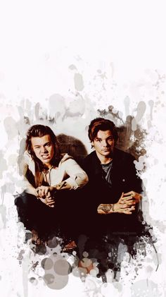 Harry Styles & Louis Tomlinson ~ the bestest friends ❤️ Larry Stylinson, One Direction Wallpaper, One Direction Pictures, Zayn Malik, Niall Horan, Larry Shippers, Louis And Harry, Wattpad, Great Love Stories