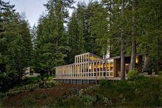 Turnbull Griffin Haesloop Architects - Sebastopol, California
