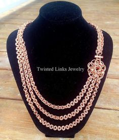 #chainmaille #Jewelry …