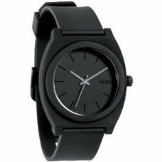 #Nixon Mens Teller Watch Black   watch #2dayslook #new #style  www.2dayslook.com