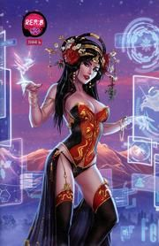 JP Roth/'s Ancient Dreams # 9 Mike Krome VariantCover Edition !! NM