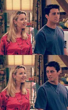 Friends Series, Friends Tv Show, Joey And Phoebe, David Crane, Ross Geller, Joey Tribbiani, Phoebe Buffay, Everything And Nothing, Rachel Green