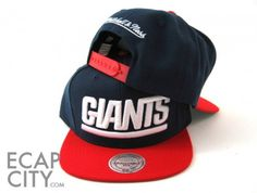 4ce9d785c95 NY Giants Snapback. taye williams · Hats