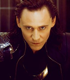 Tom Hiddleston as Loki: malevolent in his beauty, transcendent in his sorrow. His performances are a Shakespearean work of art.