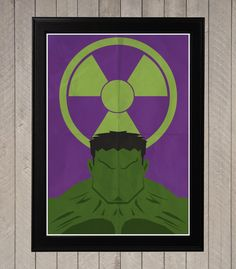 Superhero Avengers Minimalist VintageRetro Movie by CultPoster