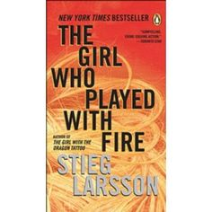 The Girl Who Played With Fire: Amazon.ca: Stieg Larsson: Books