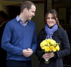 Kate Middleton, embarazada de su primer hijo, abandona el hospital junto a su marido: 'Me siento mucho mejor'